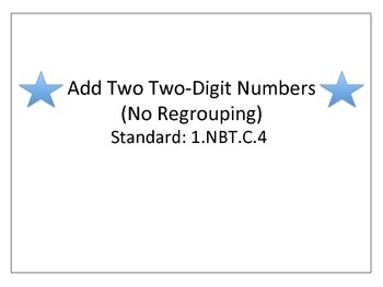 Add Two Two-Digit Numbers