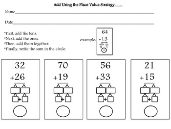 Subtracting Three Digit Numbers with Regrouping Worksheets Partial ...