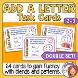 Word Work Task Cards: Fun Way to Practice Spelling Blends