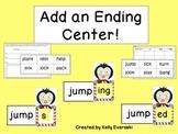 Add an Ending Center