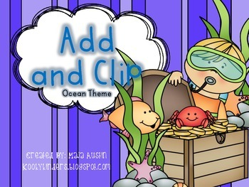 Add and Clip-Ocean Theme