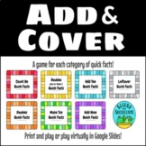 Add and Cover: 7 Quick Facts Board Games