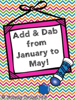 Add and Dab from January to May!