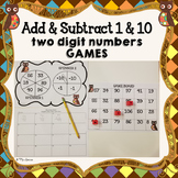 Add and Subtract 1 and 10