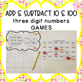 Add and Subtract 10 and 100