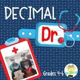 Add and Subtract Decimals Compare Decimals Activity