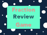 Add and Subtract Fraction Game