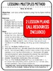 Adding and Subtracting Fractions - Lesson Plans, Task Cards, and Quiz