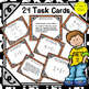 Add and Subtract Fractions with Unlike Denominators Task Cards Bundle