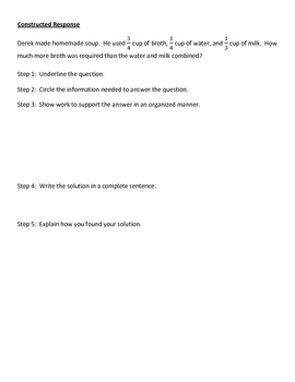 Add and Subtract Fractions Worksheet or Warm-Ups