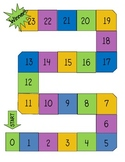 Add and Subtract Gameboard