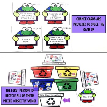 Earth Day Math Game - Add and Subtract Multi-Digit Numbers
