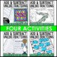 Add and Subtract Unlike Fractions Lesson Bundle