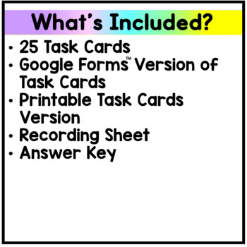 Add and Subtract Whole Numbers-TEKS 3.4A