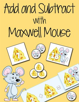 Add and Subtract with Maxwell Mouse