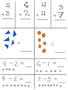 Add and subtract with-in 15