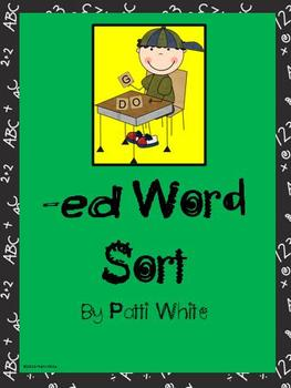 Add-ed Word Sort