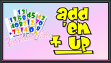 Add 'em Up!  2nd Grade Math: Adding Numbers (2.NBT.B.6 )