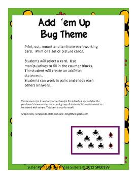Add 'em Up Bug Theme