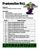 Add or Subtract Frankenstein - A 2-Player Halloween Math Activity