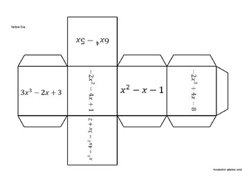 Add, subtract, and multiply polynomials