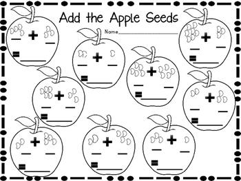 Add the Apple Seeds!