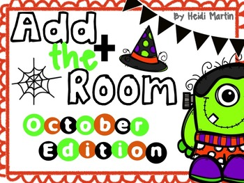 Add the Room {{October Edition}} ~ Counting on to Add
