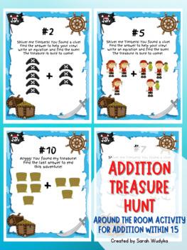 Add the Room Pirate Treasure Hunt