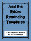 Add the Room Recording Templates