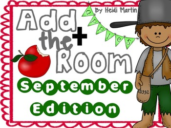 Add the Room {{September Edition}} - Back to School!