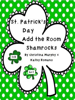 Add the Room Shamrocks