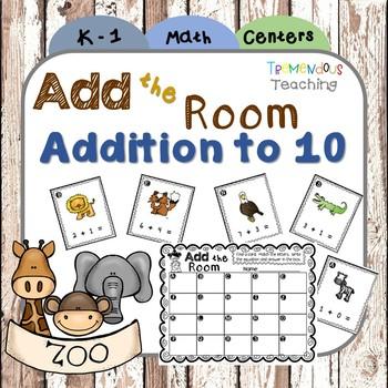 Add the Room - Zoo Animals Theme