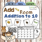 Add the Room - Zoo Animals Theme