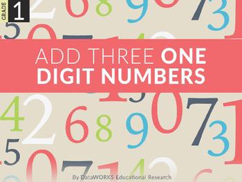 Add three numbers