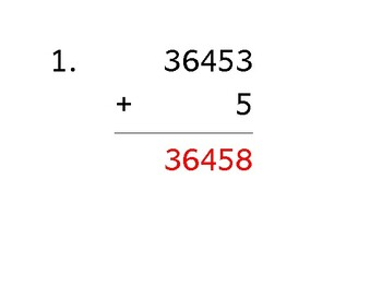 Add up to 6 digits to up to 6 digits (50 worksheets)