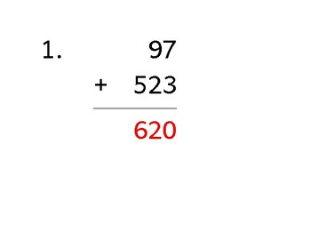 Add up to 7 digits to up to 4 digits (50 worksheets)