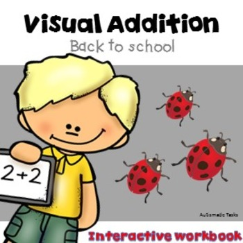Adding Fun, visual tasks for students with Autism