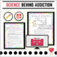 Addiction Lesson: The Science Behind Drugs, Alcohol, etc.- Health Science Class