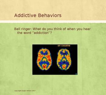 Addictive Behavior-Cell Phone Use