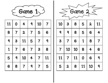 Adding 0, 1 and 2 Game