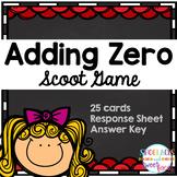 Adding Zero Scoot Game