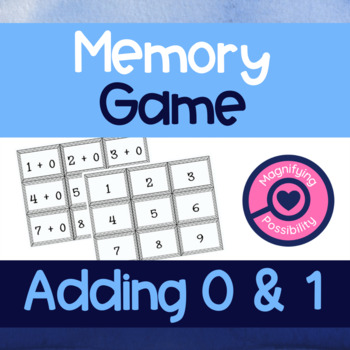 Adding 0 and 1 Memory Game Cards