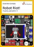 Adding 1-5  -  Robot Riot!  (A Cooperative Gameplay Game)