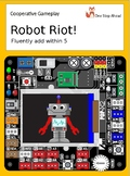 Adding 1-5  -  Robot Riot!  (A Cooperative Gameplay Game)