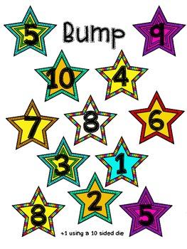 Adding 1 Bump