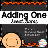 Adding 1 Scoot Game