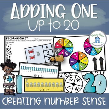Adding 1 Up to 20