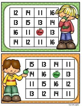 Adding 10 - Apples theme