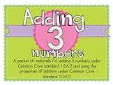 Adding 1.OA.2 and 1.OA.3