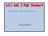 Adding 2-Digit Numbers